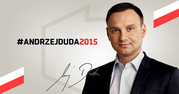 действующий президент Польши в 2019 году