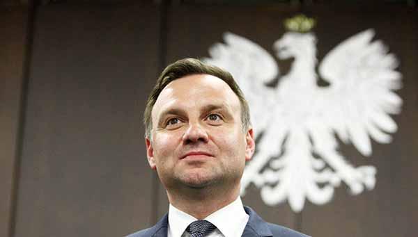 президент Польши сейчас в 2017 году