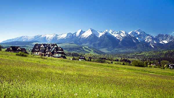 горы Татра