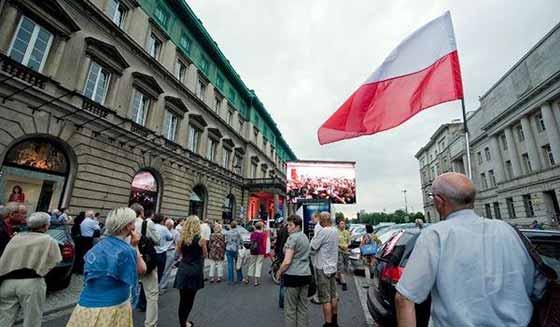 население Польши на 2016 год составляет