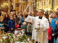 католическая Пасха в Польше в 2017 году