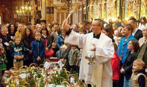 католическая Пасха в Польше в 2019 году