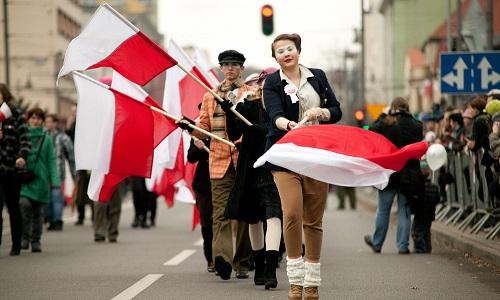 выходные дни в Польше в 2019 году