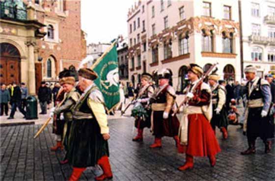 праздничные дни в Польше 2019