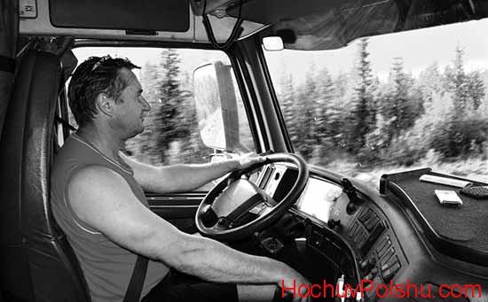 работа водителем автобуса в Польше для белорусов
