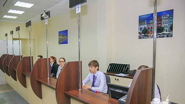 регистрация в визовом центре Польши в Гродно