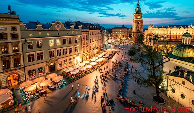 достопримечательности Польши с фото и описаним