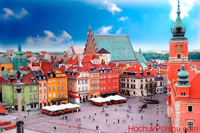 фото достопримечательностей Польши