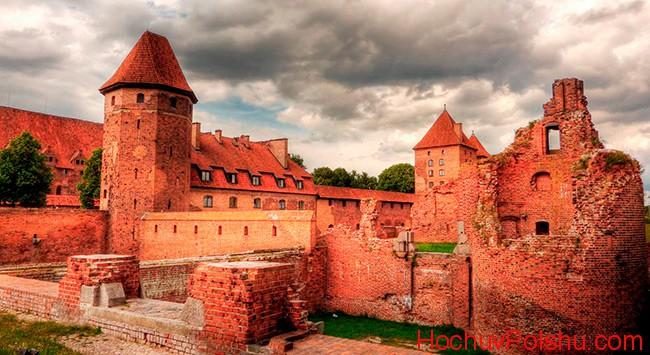природные достопримечательности Польши