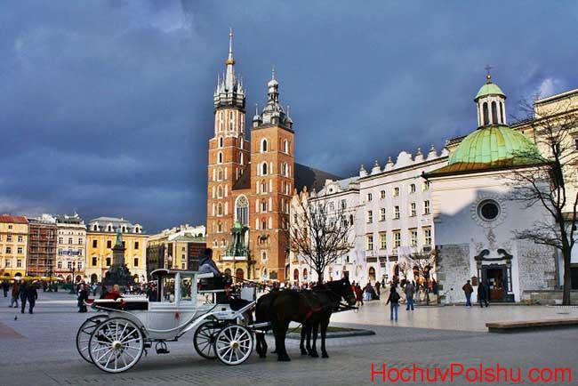 туры в Польшу из Москвы 2019 поездом