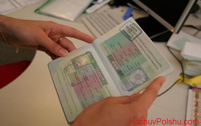 рабочая виза в Польшу для украинцев 2019
