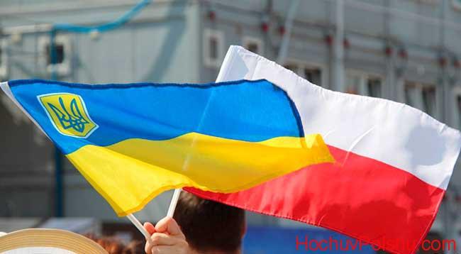 сколько сейчас украинцев в Польше в 2019 году
