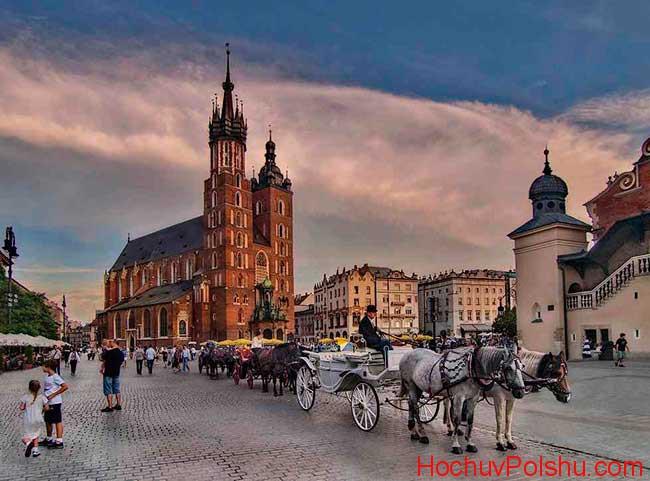 туры в Польшу из Калининграда 2017