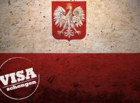 цена шенгенской визы для россиян в 2019 году в Польшу