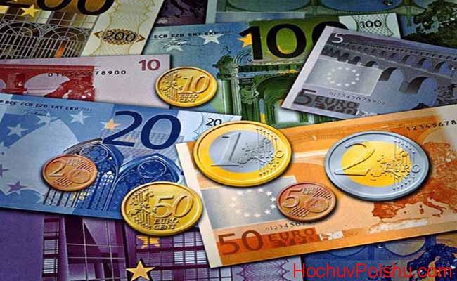 европейские денежные средства