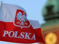 польский флаг