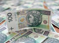 польские денежные купюры