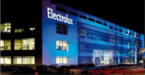 Работа в Польше на заводе Electrolux