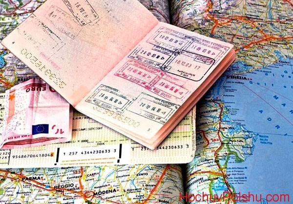 страны и визы