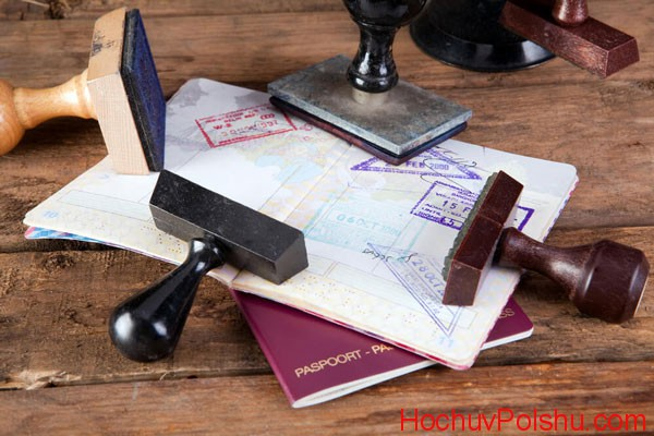 печати для визы