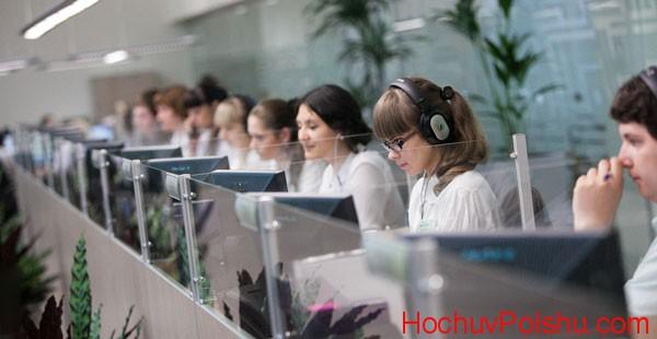 Работа в call центре