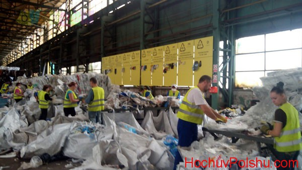 Работа на заводе EUROKEY
