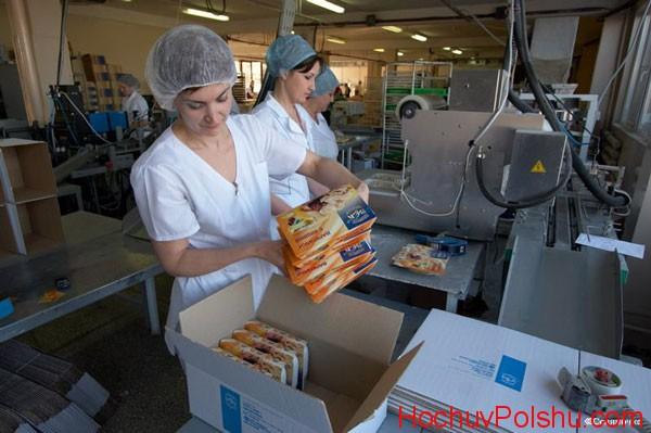 работа в Польше вахтным методом для женщин в 2019 году