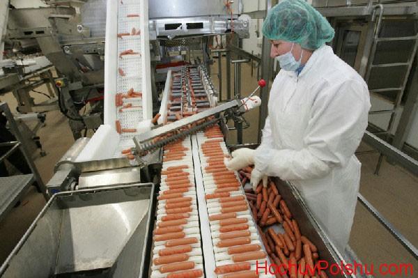Специфика работы на мясокомбинатах