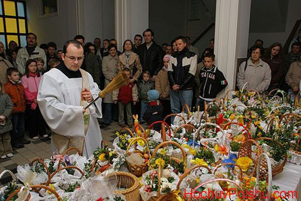Традиції святкування Паски в Польщі