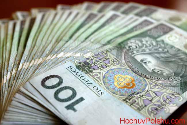 В Польше в месяц на заводах можно зарабатывать...