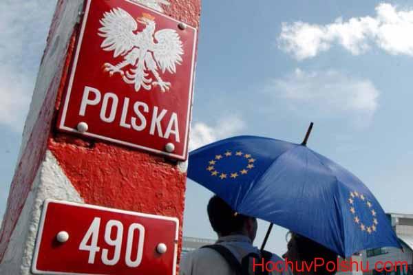 польский столб