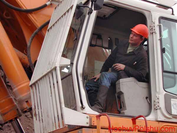 Работа в Польше машинистом в 2019 году