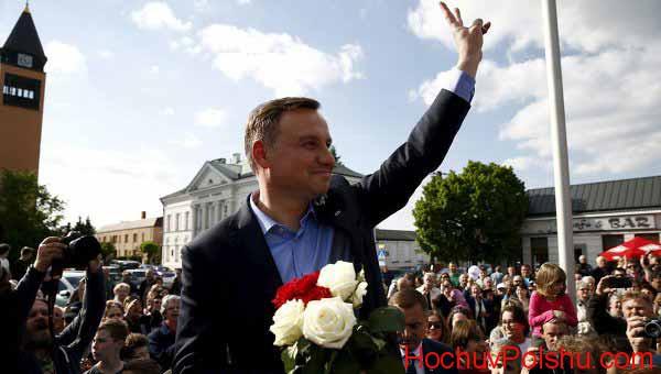 Действующий президент Польши в 2020 году