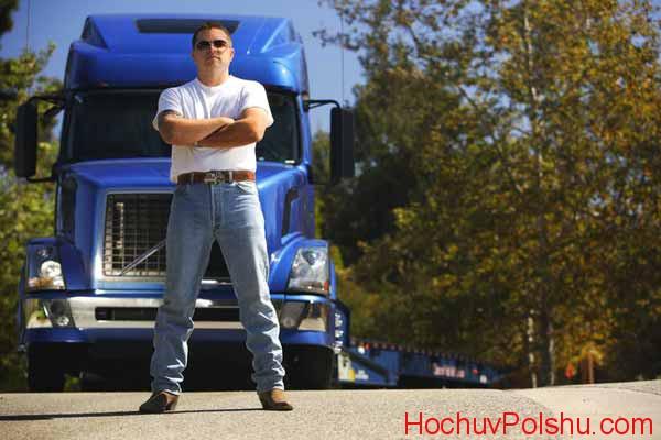 работа водителей в Польше без посредников