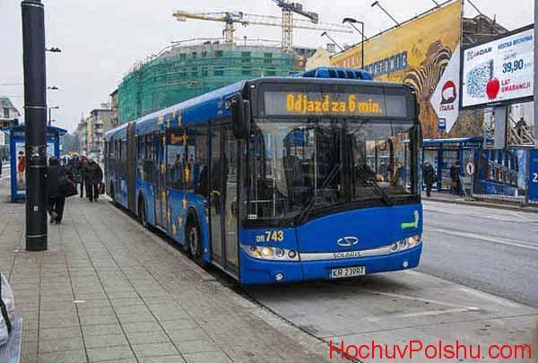 Работа в Польше водителем автобуса в 2020 году