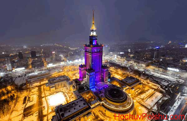 Варшава – это столица Польши