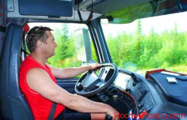 можно трудоустроиться водителем-дальнобойщиком