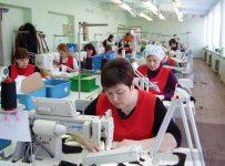Швеи на фабрики Гданьска