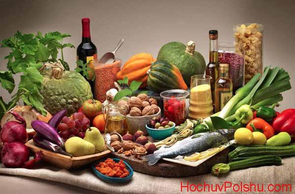 Многие люди интересуются ценами на продукты питания в Польской Республике
