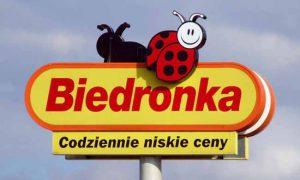 Biedronka (Бедронка)