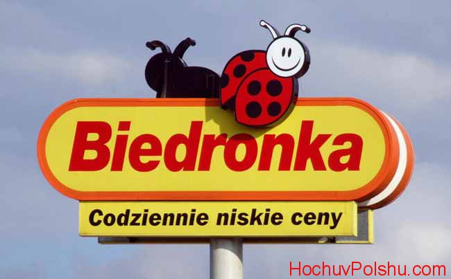 Цены на продукты питания в 2020 году в Польше