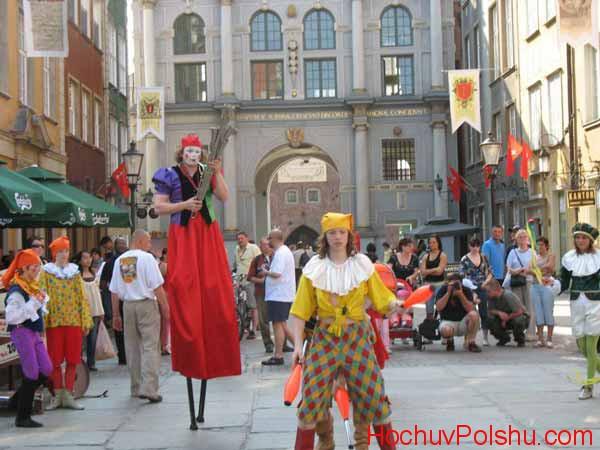 Интересные достопримечательности Гданьска
