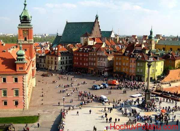 Где побывать в Польше?