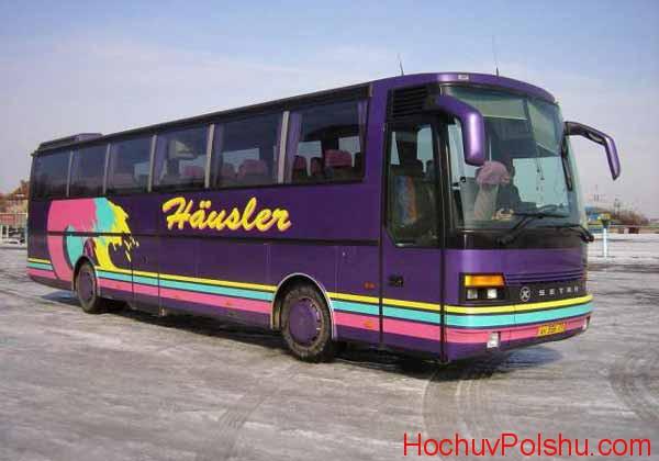 многочисленные туры в Польшу из Калининграда