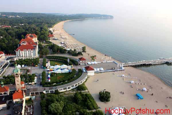 Отдых на море в Польше в 2020 году