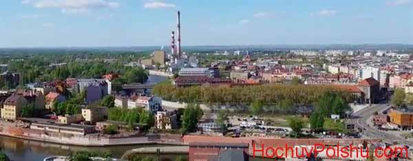 Вроцлав является одним из самых крупных и важных городов в Польше