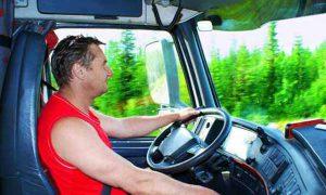 Варианты работы водителем-международником