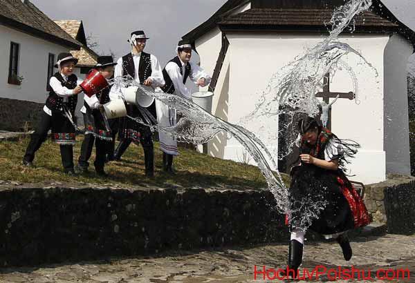 Светлые выходные на Пасху в Польше 2018