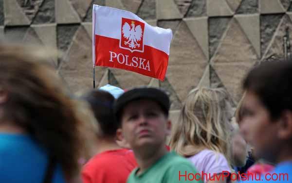 Туристы в Польше