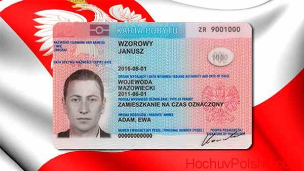 гражданство по Карте Поляка